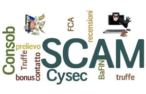 SCAM: truffe nel trading online