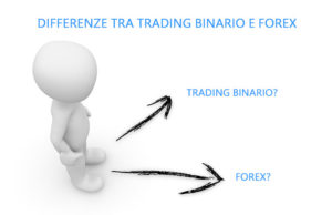 Trading binario & Forex: Quali le differenze