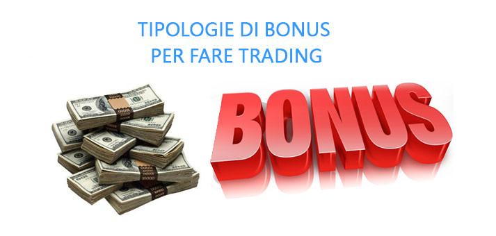 297c3d8084 Guida alle tipologie di Bonus offerte dai Broker - Trading Online